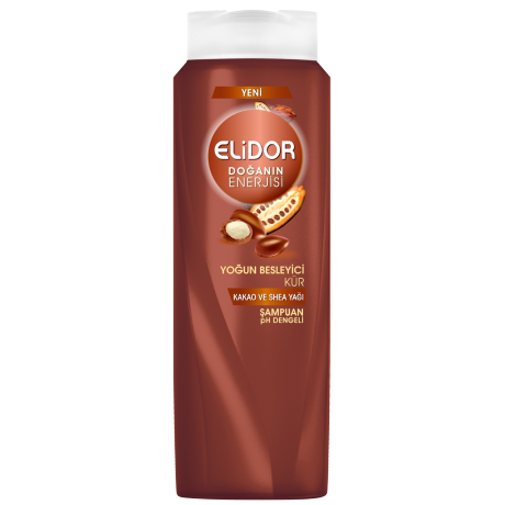 Yoğun Besleyici Kür Şampuan 550ml Ön Yüz